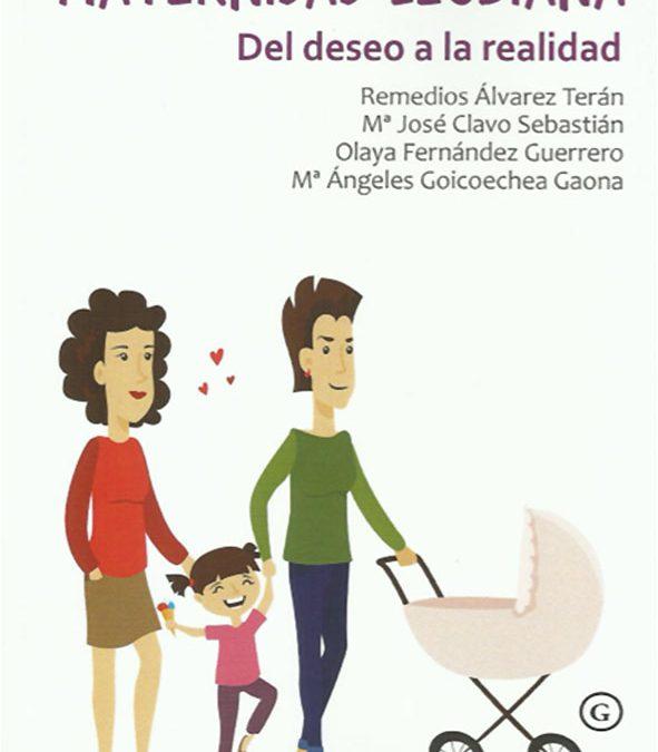 Maternidad lesbiana, Cristina Fallarás, Elísabet Benavent y Andrea Izquierdo