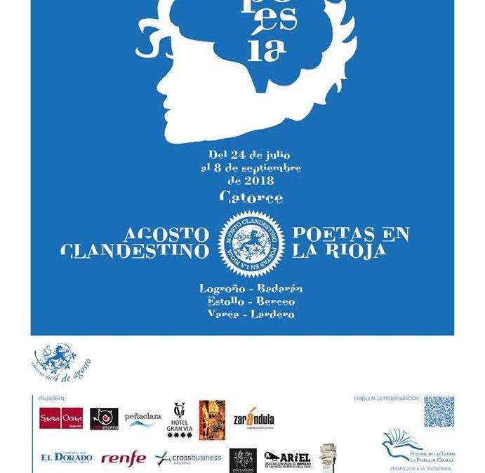 Agosto Clandestino en Santos Ochoa
