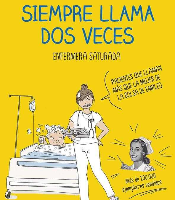 Pedro Alonso Da Silva, Leticia Ruifernández y Enfermera Saturada