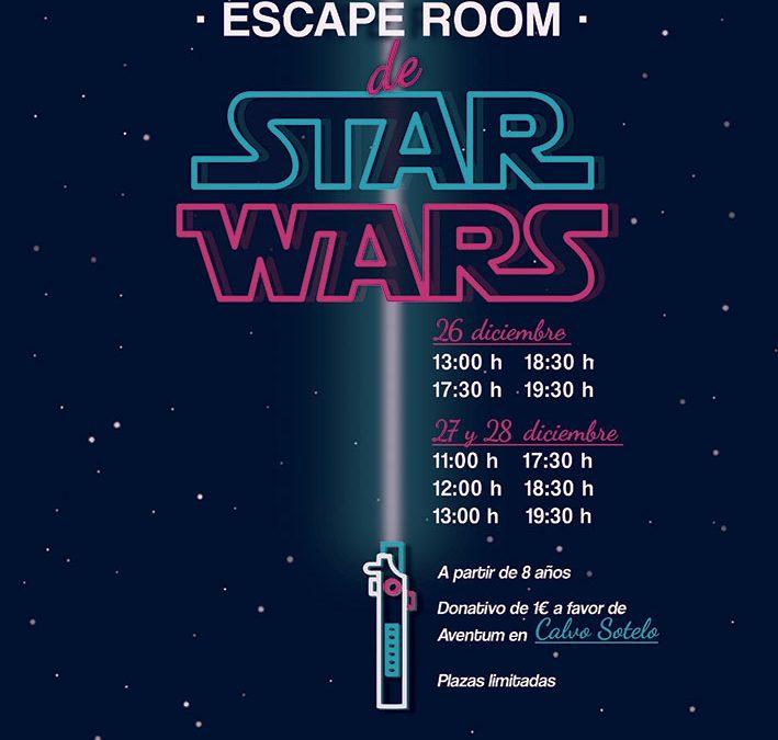 Escape room de Star Wars