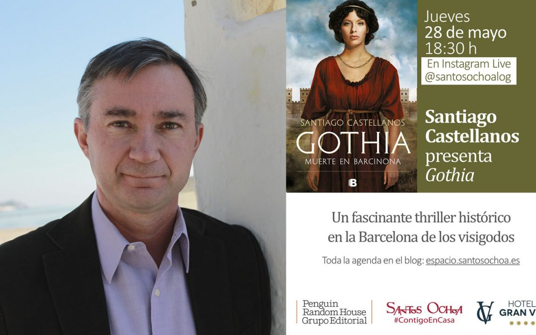 Gothia. Muerte en Barcinona