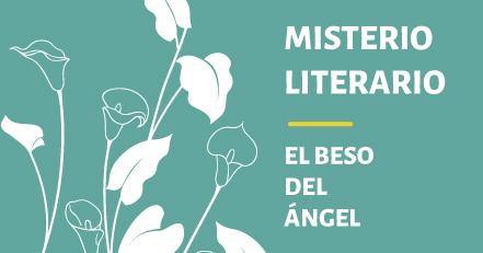 Misterio literario El beso del Ángel