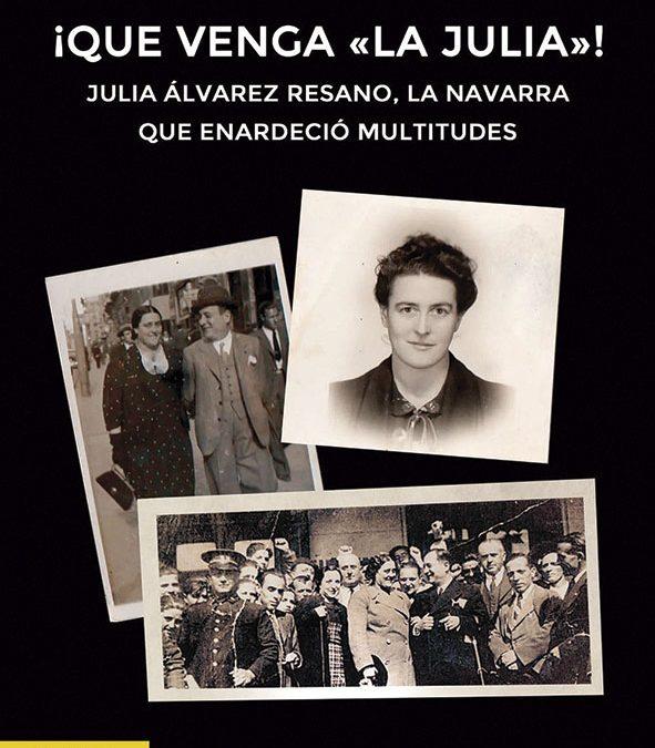 Isabel Lizarraga y Santi Vivanco