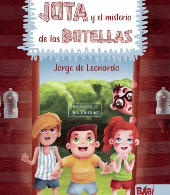 Jorge de Leonardo, Idoia Casalé y Martina Pérez Oliván