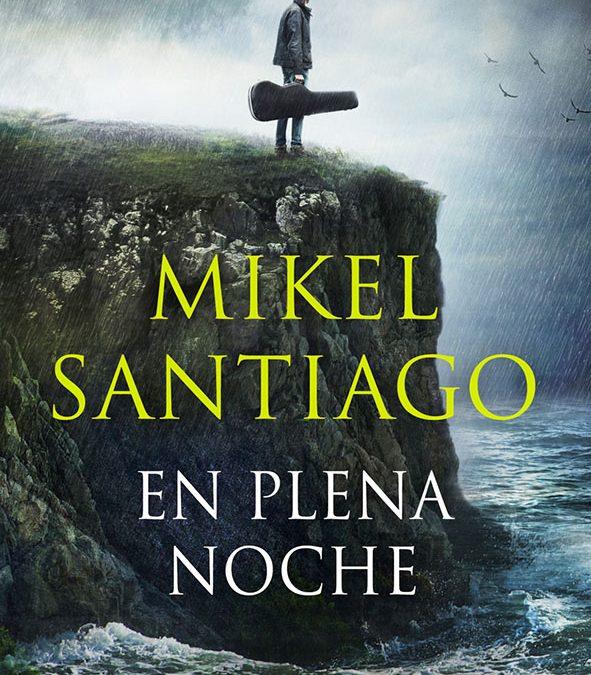 Mikel Santiago, thriller y rock
