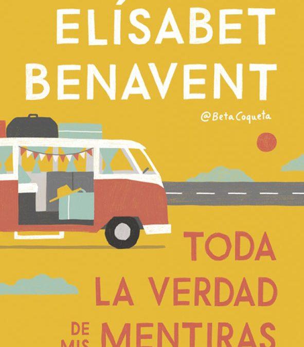 Elísabet Benavent, el Baúl de los Cuentos y el Osito Tito