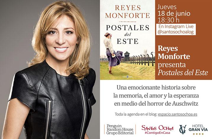 Postales del Este. Reyes Monforte