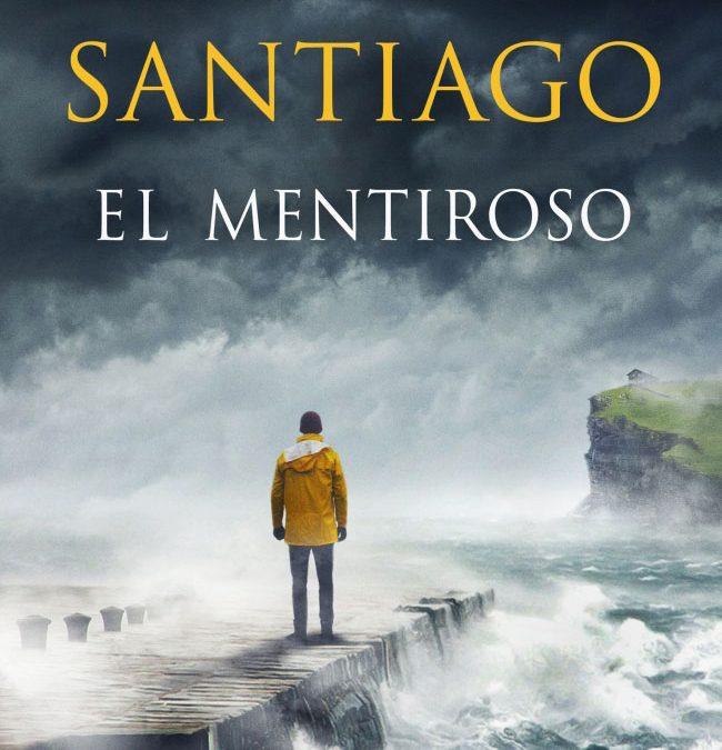 Encuentro virtual con Mikel Santiago